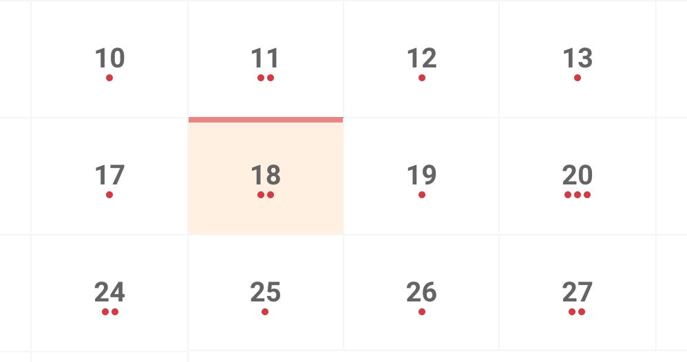 Fremont's New Calendar
