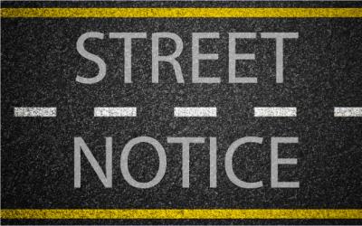 Traffic Update: North Wayne Street